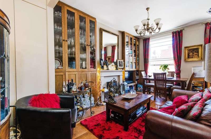 1 Bedroom Flat for sale in Oak Road, Ealing, W5