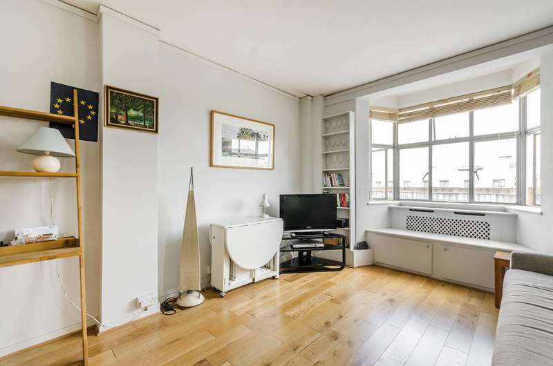 Studio Flat for sale in Russell Court, Bloomsbury, WC1H