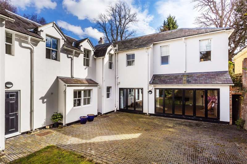 4 Bedrooms Detached House for sale in Broadwater Down, Tunbridge Wells, Kent, TN2