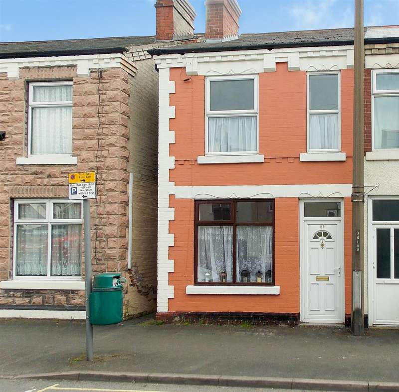2 Bedrooms Property for sale in Station Road, Draycott