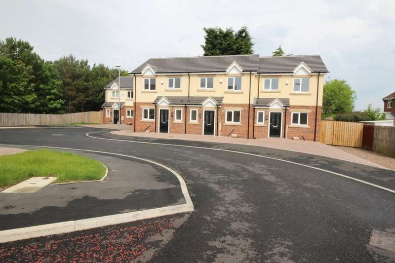 2 Bedrooms Property for sale in Kensington Close, Seghill, Cramlington, NE23