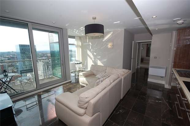 2 Bedrooms Flat for sale in Great Northern tower, 1 Watson Street, Manchester