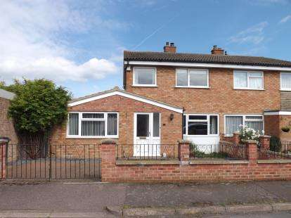 3 Bedrooms Semi Detached House for sale in Sandy View, Biggleswade, Bedfordshire