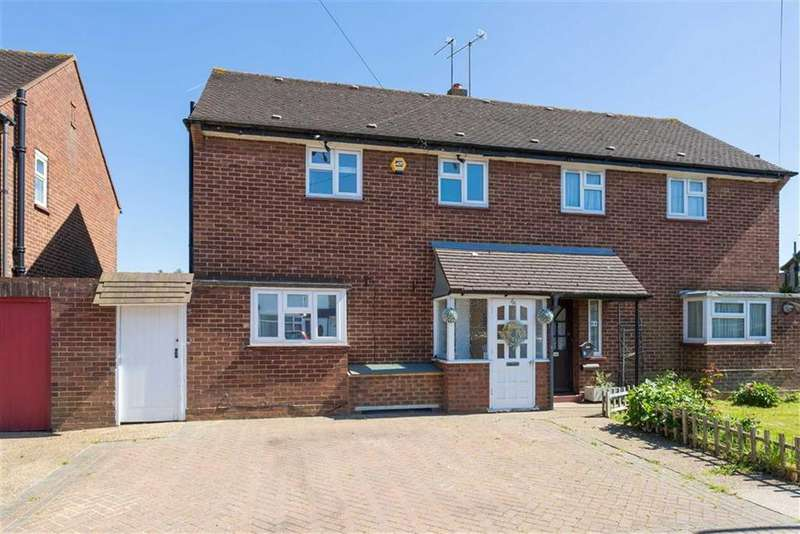 3 Bedrooms Semi Detached House for sale in Leybourne Road, Hillingdon