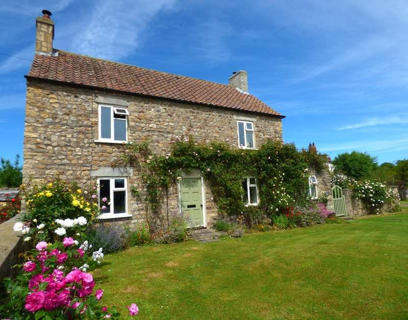 4 Bedrooms Cottage House for sale in Rose Cottage, Patrick Brompton