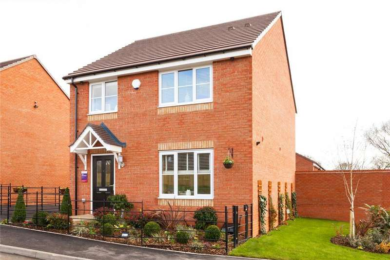 4 Bedrooms Detached House for sale in Hugesleah Place, Highley, Bridgnorth, Shropshire