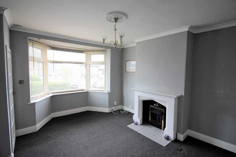 2 Bedrooms Semi Detached House for sale in Malvern Rise, Huddersfield