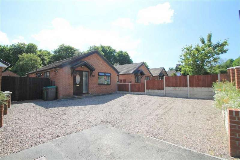 2 Bedrooms Detached Bungalow for sale in Pont Yr Afon, Penycae, Wrexham