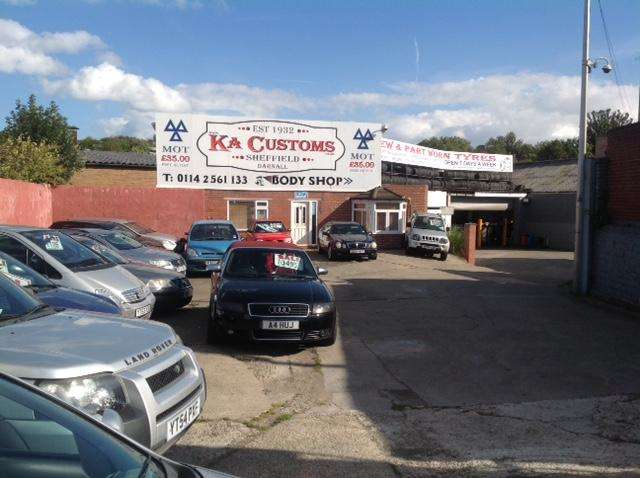 Showroom Commercial for sale in Greenland Road, Sheffield, S9 5HZ