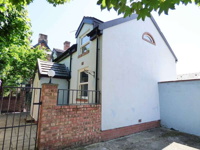 2 Bedrooms Cottage House for sale in Rear St Annes Road East, St Annes.