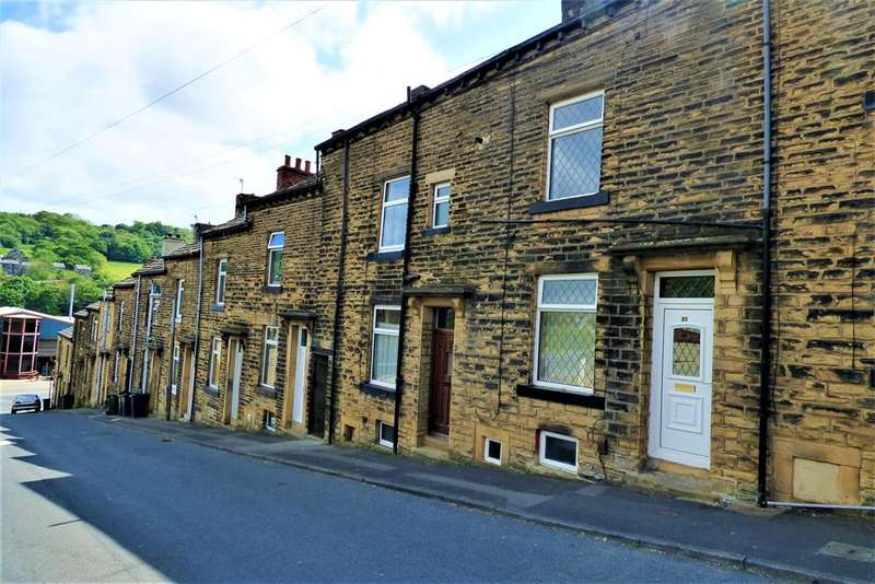 2 Bedrooms Terraced House for sale in Rawling Street, Keighley, BD21 1AU