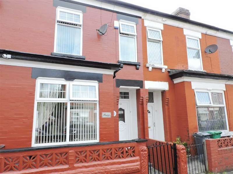3 Bedrooms Terraced House for sale in Forest Range, Levenshulme, Manchester