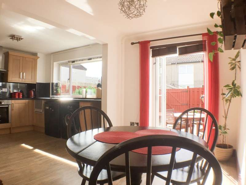 3 Bedrooms Terraced House for sale in Howes Drive, Aberdeen