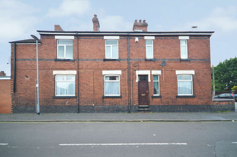 3 Bedrooms End Of Terrace House for sale in Tor Street Sneyd Green Stoke On Trent