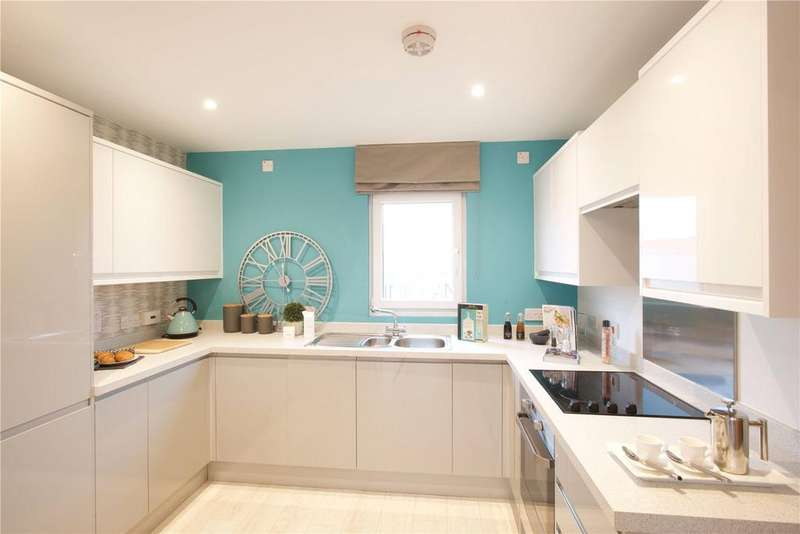 2 Bedrooms Flat for sale in Meridian Waterside, Southampton, Hampshire, SO14
