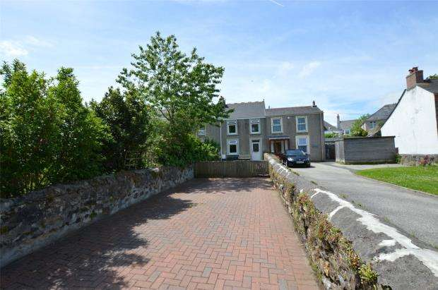 3 Bedrooms Terraced House for sale in Tehidy Road, Camborne, Cornwall