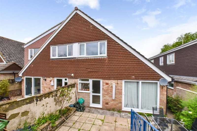 2 Bedrooms Semi Detached House for sale in Hawkridge Drive, Pucklechurch, Bristol