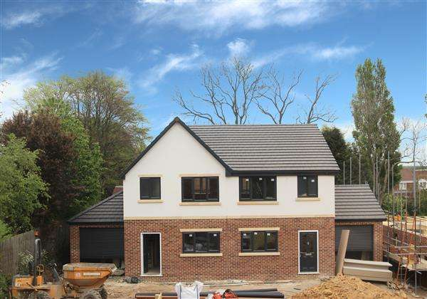 3 Bedrooms Semi Detached House for sale in 'The Coppice' School Street, Upton