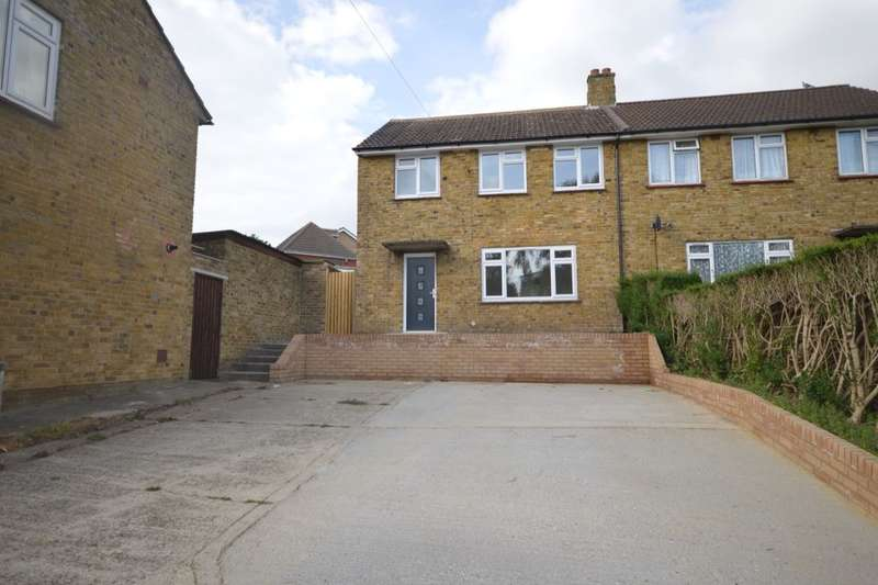 3 Bedrooms Semi Detached House for sale in Warwick Road, Canterbury, CT1