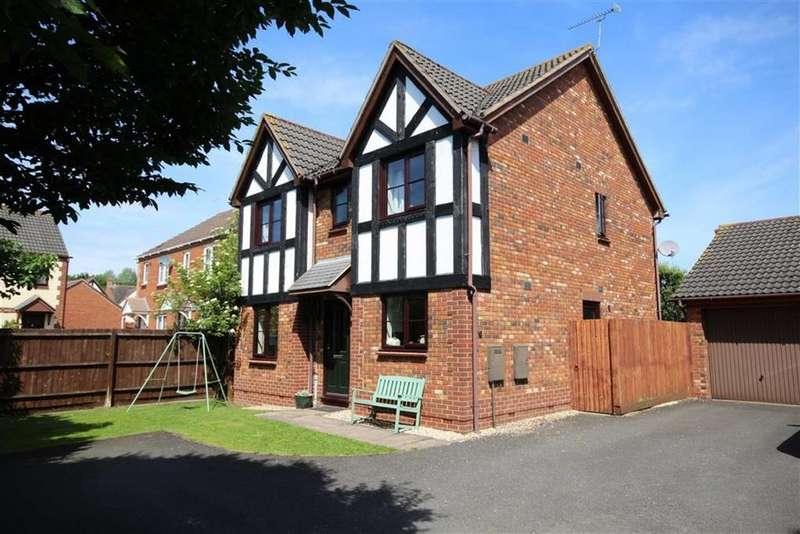 4 Bedrooms Detached House for sale in Gadwell Road, Walton Cardiff, Tewkesbury, Gloucestershire