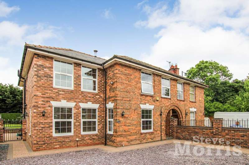 5 Bedrooms Semi Detached House for sale in Sutton Square, Minworth, Sutton Coldfield B76