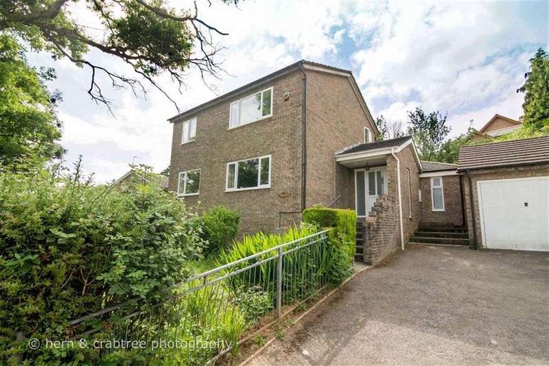 4 Bedrooms Detached House for sale in Radyr Court Rise, Llandaff, CARDIFF