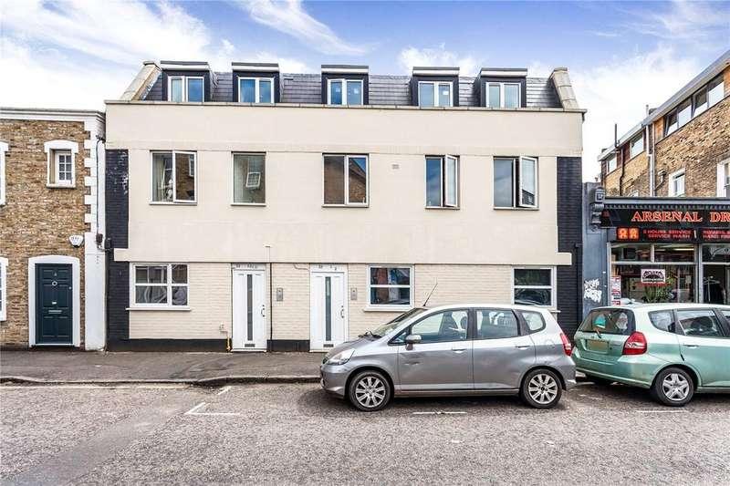 1 Bedroom Flat for sale in Mountgrove Road, London, N5