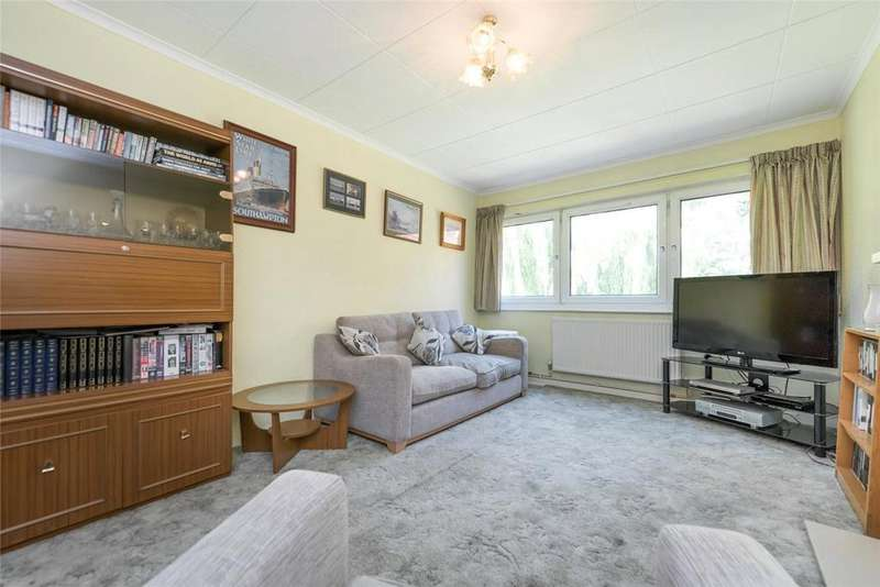 2 Bedrooms Flat for sale in Rosedene, 77 Christchurch Avenue, London, NW6