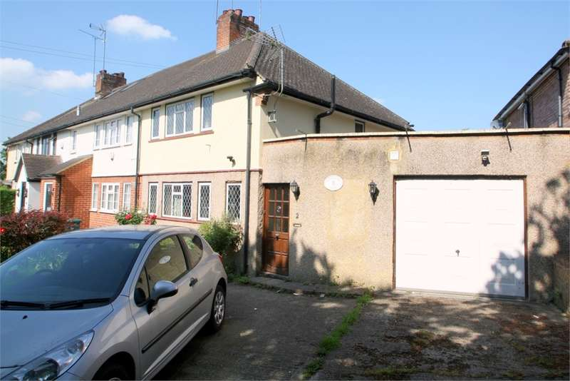 3 Bedrooms End Of Terrace House for sale in Broadwater Lane, Harefield, Middlesex