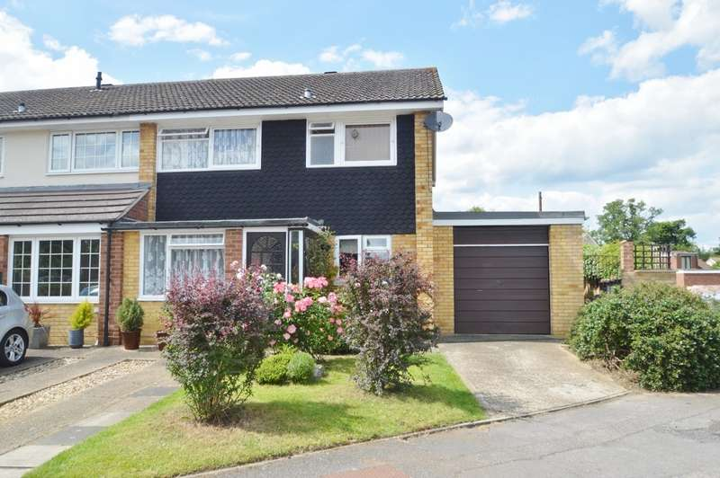 3 Bedrooms End Of Terrace House for sale in Warrenfield, Iver Heath, SL0