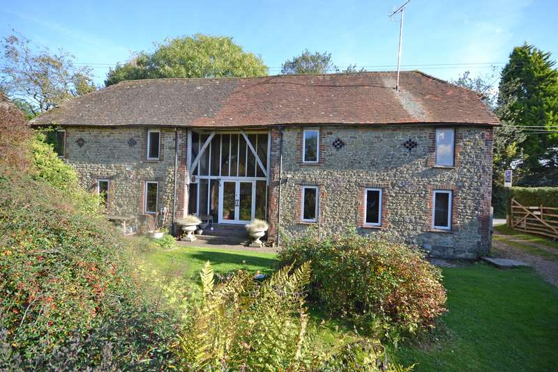 4 Bedrooms Barn Conversion Character Property for sale in Gay Street, West Chiltington, Pulborough, West Sussex, RH20