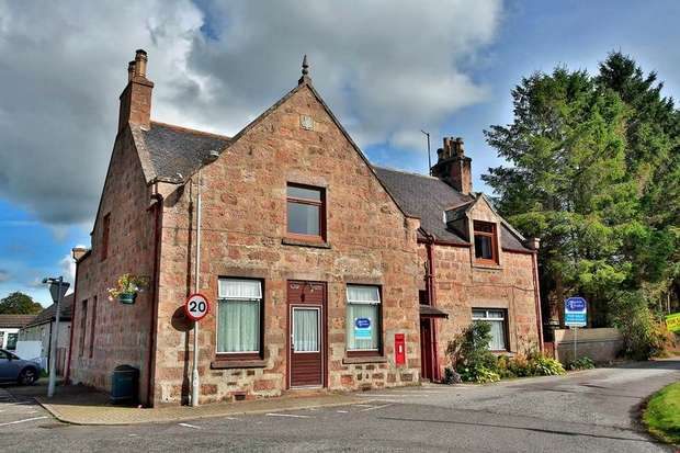 5 Bedrooms Detached House for sale in Logie Coldstone, Aboyne, Aberdeenshire