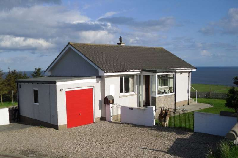 2 Bedrooms Detached Bungalow for sale in Lybster, KW3