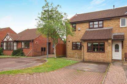 3 Bedrooms End Of Terrace House for sale in Folly Bridge Close, Yate, Bristol, South Glos