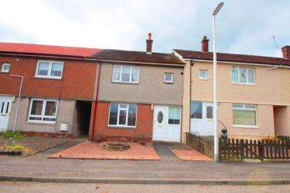 2 Bedrooms Terraced House for sale in Lady Nina Square, Coaltown