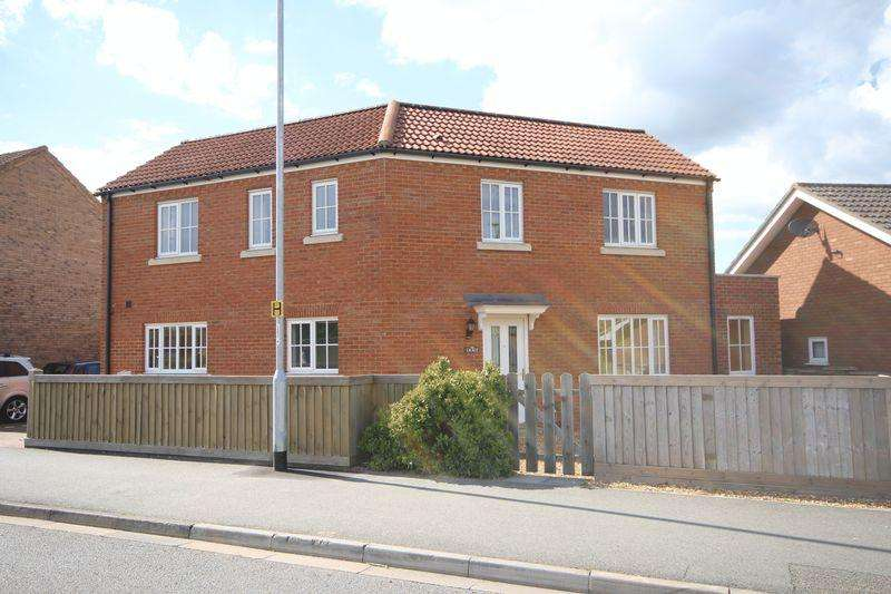 3 Bedrooms Detached House for sale in St Johns Road, Ely