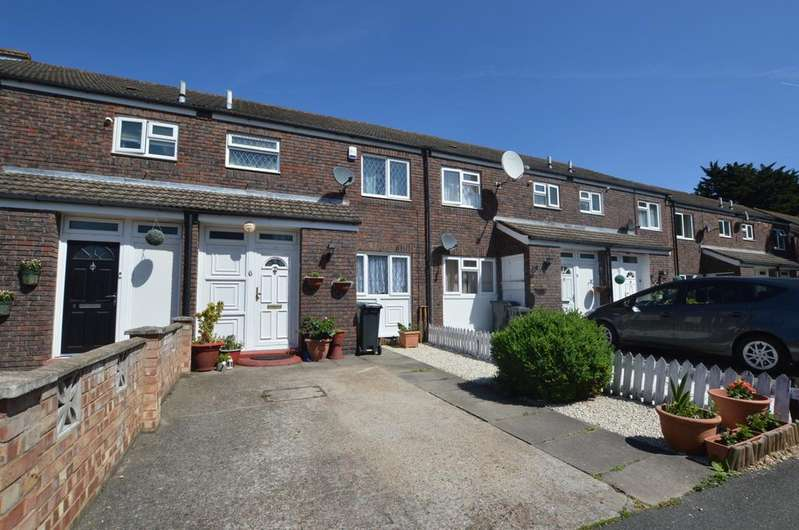 3 Bedrooms Terraced House for sale in Dillwyn Close Sydenham SE26