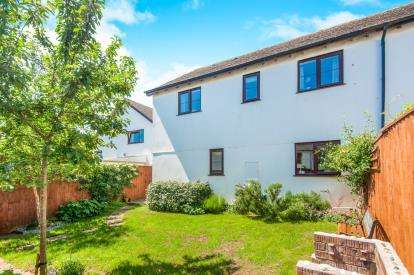2 Bedrooms Semi Detached House for sale in Dawlish, Devon, .