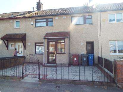 3 Bedrooms Terraced House for sale in Cleadon Road, Kirkby, Liverpool, Merseyside, L32