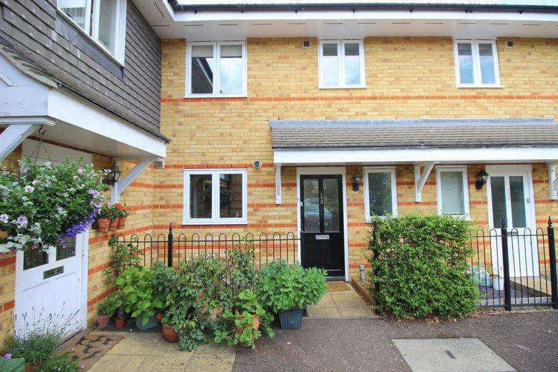 3 Bedrooms Terraced House for sale in Stanley Close, New Eltham, SE9 2BA