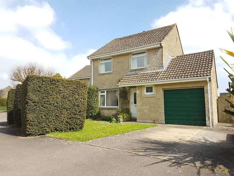3 Bedrooms Detached House for sale in Chelynch Park, Doulting, Shepton Mallet, Somerset, BA4 4PL