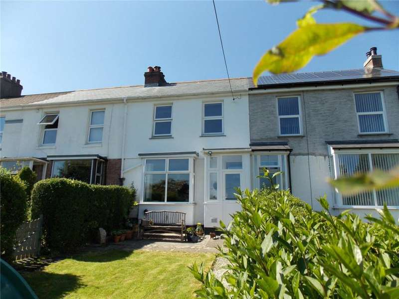 3 Bedrooms Terraced House for sale in Glenmore Terrace, Addington, Liskeard