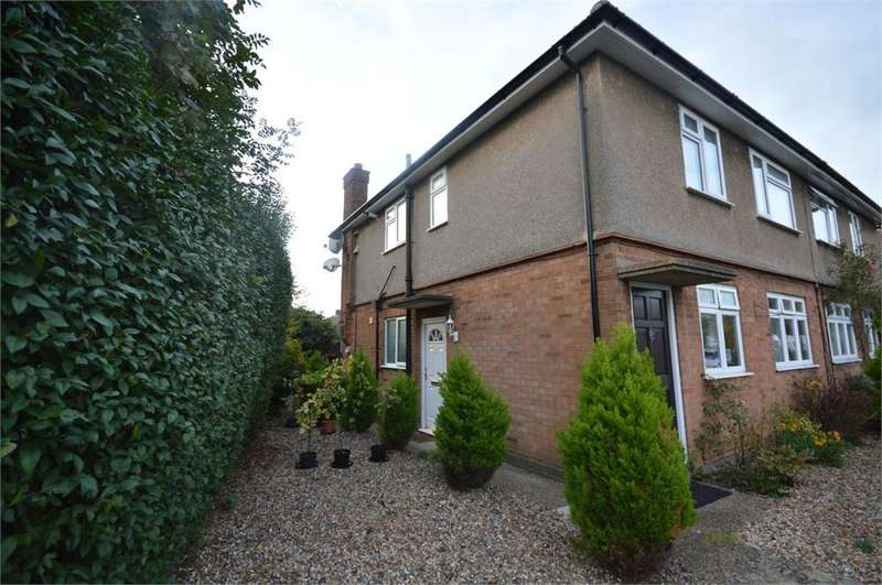 2 Bedrooms Apartment Flat for sale in Russell Crescent, Garston, Hertfordshire, WD25