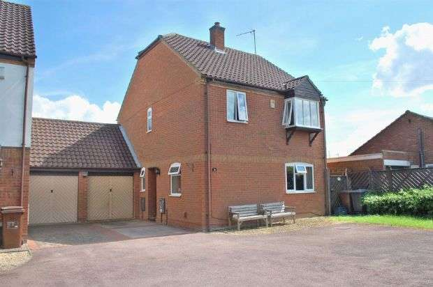 4 Bedrooms Detached House for sale in Liberty Drive, Duston, Northampton NN5 6TU