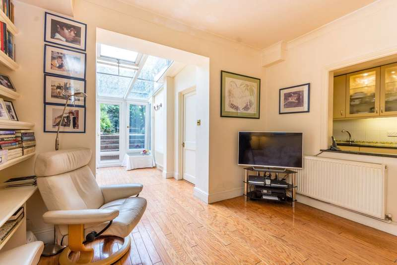 2 Bedrooms Flat for sale in Chippenham Road, Maida Vale, W9