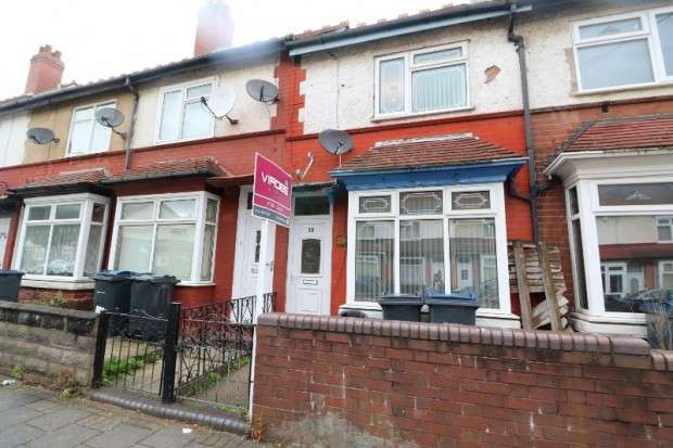3 Bedrooms Terraced House for sale in Tew Park Road, Handsworth, B21