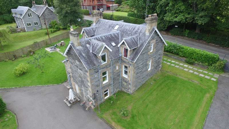 5 Bedrooms Detached House for sale in Newton villa, Strathpeffer, Highland, IV14