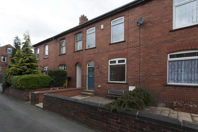 3 Bedrooms Terraced House for sale in Sykes Avenue, Barnsley, South Yorkshire, S75