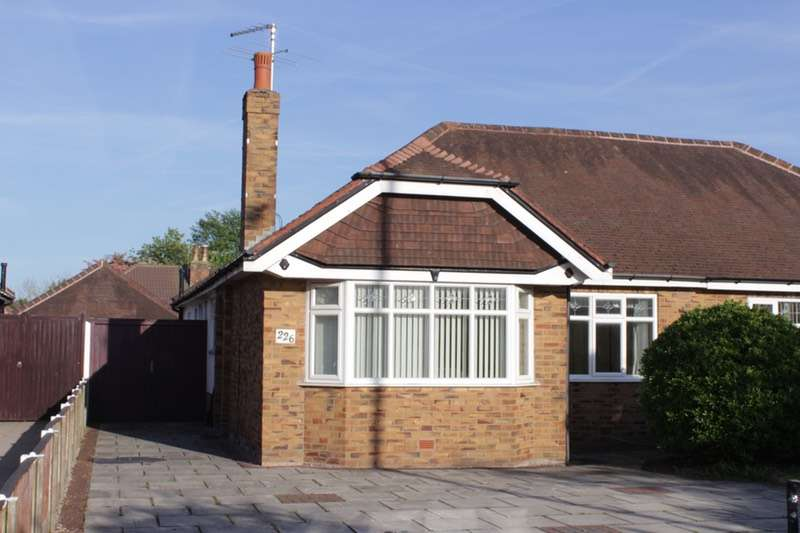 2 Bedrooms Bungalow for sale in Preston New Road, Southport, Merseyside, PR9