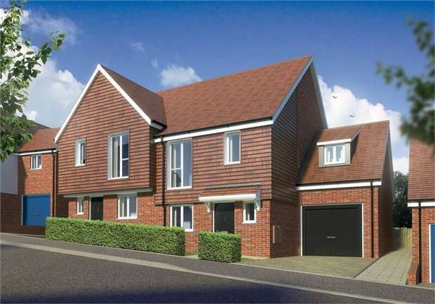 3 Bedrooms Semi Detached House for sale in Nursery Rise, Waltham Abbey, Essex